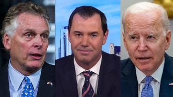 Joe Concha: McAuliffe, Biden fixate on Trump in desperate attempt to win Virginia race
