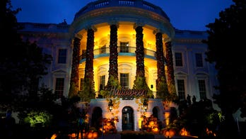 No White House treats for Halloween this year