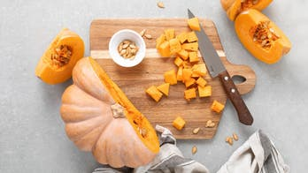 Eating pumpkin may help you look younger and lose weight, experts say