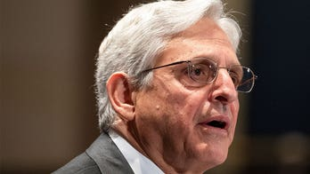 Garland faces questions about politicization of the Justice Department
