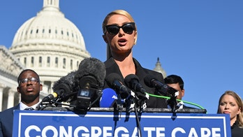 Paris Hilton urges Biden, lawmakers to adopt bill of rights for youth in congregate care facilities