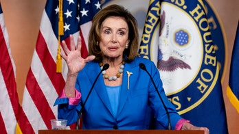 Pelosi lectures reporters, says they 'could do a better job selling' Build Back Better