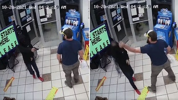 Marine vet reveals how he stopped convenience store robbery with bag of 'Gatorades and a snack'