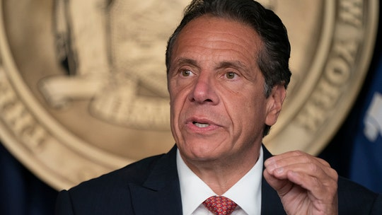 Andrew Cuomo: New book reveals alleged story about father Mario calling him out