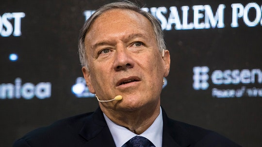 Pompeo says world is 'very concerned' America is 'leaving the international stage' under Biden foreign policy