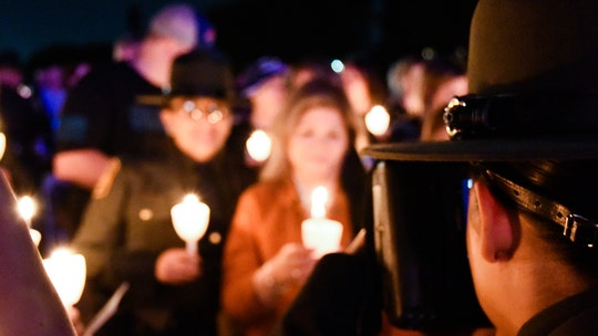 DC tribute to fallen law-enforcement officers draws crowd of thousands to National Mall