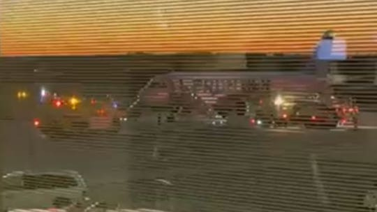 Frontier Airlines plane emergency lands in North Carolina following odor-related event