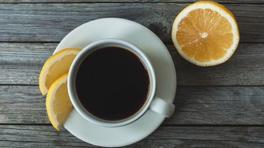 'Lemon coffee' trend on TikTok shouldn't be done, health experts say