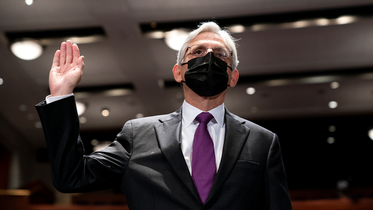 Garland proved not competent to lead DOJ, so detached he learns cases from the news: 'The Five'
