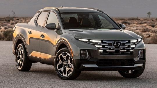 Test drive: The 2021 Hyundai Santa Cruz reboots the American compact pickup