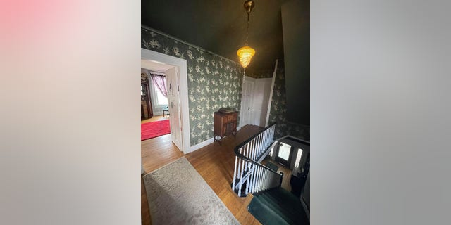 Nurses kept seeing ghosts roaming the house or its surrounding property.
