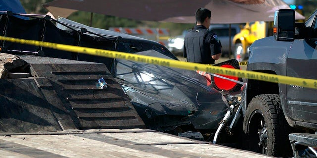 """Two Kids Dead, Eight Injured When Drag Racing Car Spins Off Track at """"Airport Race Wars 2"""" Event in Kerrville, Texas"""