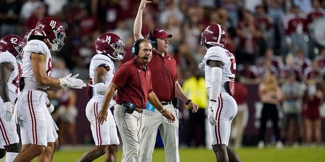 Alabama players have 'point to prove' after TAMU loss