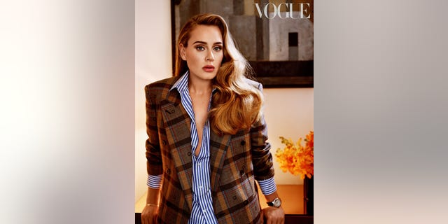 Adele covers the November issues of American and British Vogue. She admitted in her cover interview with the publication that women's comments about her weight loss 'hurt [her] feelings.'
