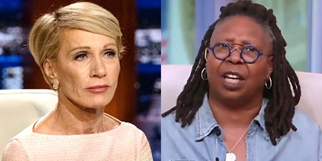 Whoopi Goldberg said that 'it takes a lot more to offend' her than Barbara Corcoran poking fun at her weight on-air.