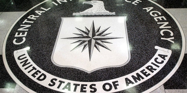 The logo of the Central Intelligence Agency in the lobby of the CIA headquarters in Langley, Virginia. (REUTERS/Jason Reed/File Photo)