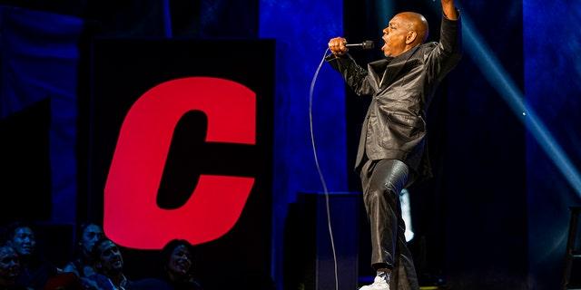 Dace Chappelle berbicara tentang rapper DaBaby di spesial Netflix terbarunya.