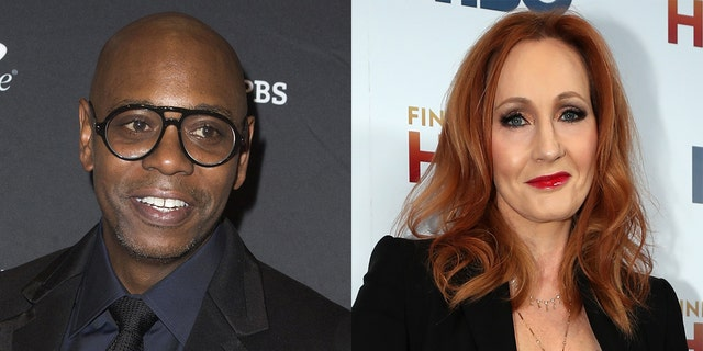 """Dave Chappelle defended J.K. Rowling during his latest Netflix special """"The Closer."""""""