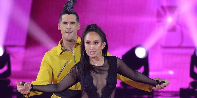 Cheryl Burke and Cody Rigsby returned to 'Dancing with the Stars' Season 30 for 'Disney Heroes' night after sitting out the prior week due to positive coronavirus tests.
