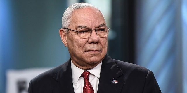 Gen. Colin Powell, seen here in New York City in 2017, died from COVID-19 complications, his family announced.