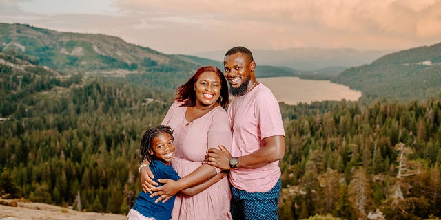 """""""We were just sick and tired of being sick and tired of all the bills and living in California and barely scraping by,"""" Karen Akpan told Fox. """"We decided we just wanted to do something different for our son."""""""
