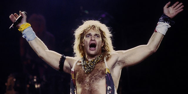 David Lee Roth served as the lead singer of Van Halen from 1974-1985, in 1996 and from 2006-2020.