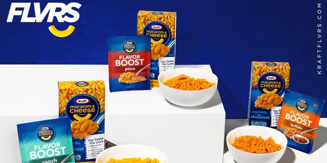 Kraft Macaroni & Cheese recently announced it has developed a Flavor Boost line, which is set to hit retail shelves in 2022 with three limited-edition flavors: buffalo, ranch and pizza.
