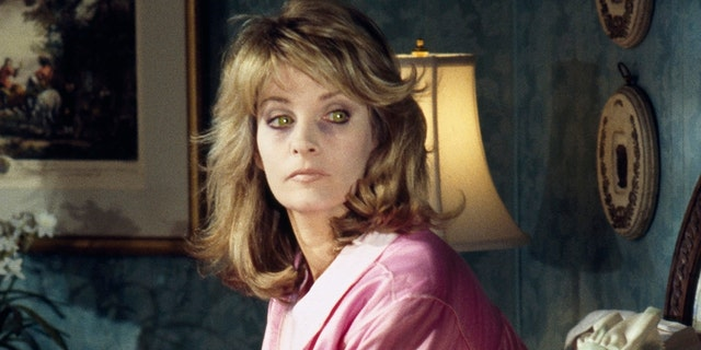 Deidre Hall as Marlena Evans.