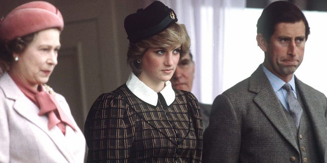 Princess Diana and Prince Charles' divorce was official in 1996, one year before her death.