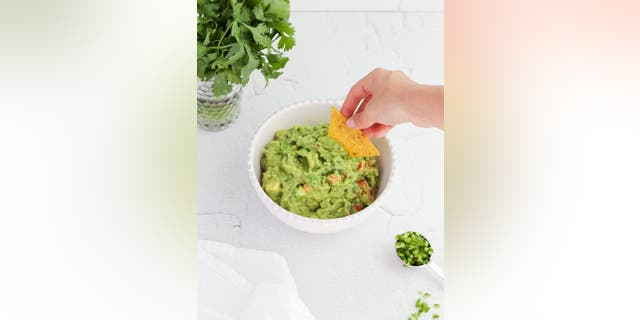 Kelsey Riley from Planted in the Kitchen shares her trusty guacamole recipe with Fox News.