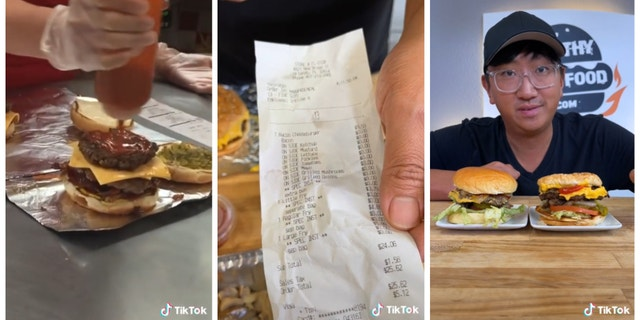 Comedic food content creator JP Lambiase told Fox News that he often learns about fast food menu hacks when he contacts brand representatives. His viral Five Guys cheeseburger hack video has been viewed by more than 4 million people in three days.