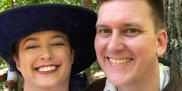 Diane and Jonathan and Toebbe