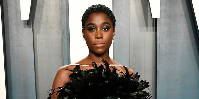 Lashana Lynch has a role in 'No Time to Die.'