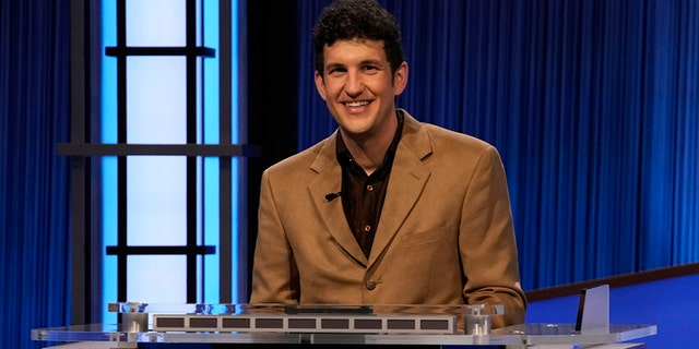 Matt Amodio finally lost a game of 'Jeopardy!'