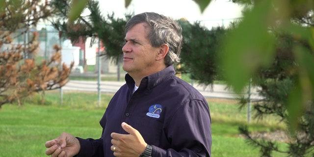 Steve Oleson le dijo a Fox News que el Compass Lab en el Centro de Investigación Glenn de la NASA diseña casi 15 conceptos cada año para promover los viajes espaciales en los Estados Unidos.