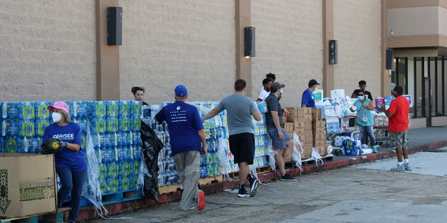 New Wine Christian Fellowship helping distribute supplies to Laplace community after Hurricane Ida