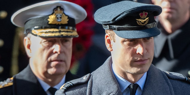 Prince William's pal alleged that the Duke of Cambridge is 'no fan' of his uncle, Prince Andrew.