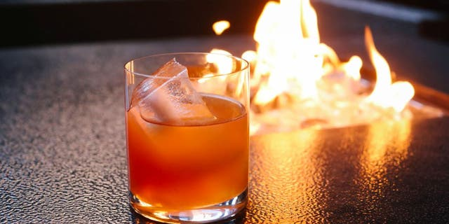 You'll certainly feel the heat from Raising The Bar's World on Fire mocktail. The subscription service once sold pre-packaged kits for this recipe, which included ingredients sourced from Fire Brew, Runamok, AVEC, and Pink House Alchemy.