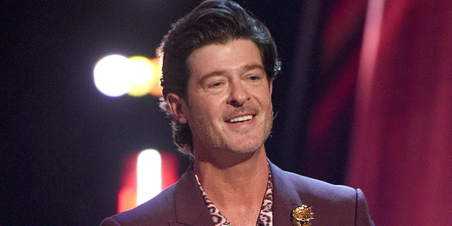 Robin Thicke was ordered to pay a large sum of money to the Marvin Gaye family through a 'Blurred Lines' lawsuit.