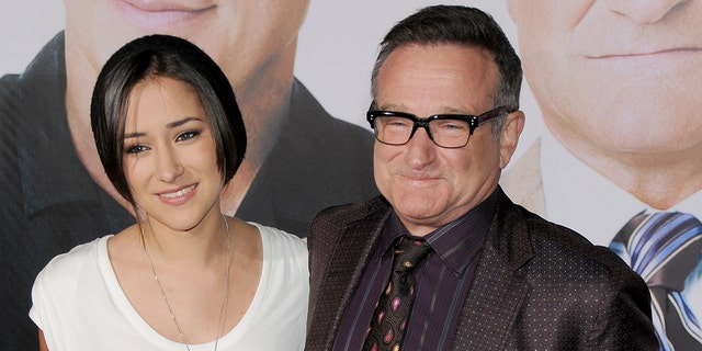 Zelda Williams asked fans to stop sending her the viral footage of a spot-on impersonation of her late father Robin Williams.