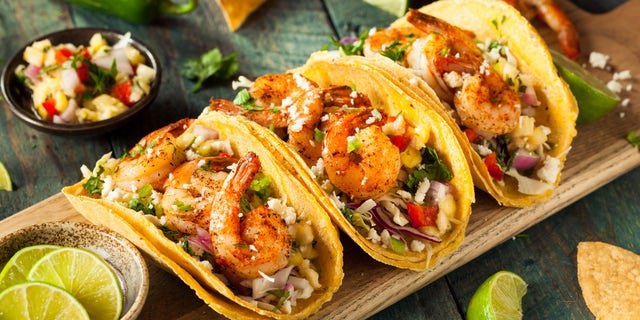 The word 'taco' dates back to the 18th century in Mexican silver mines, according to food historian and professor Jeffrey M. Pilcher. (iStock)