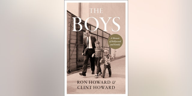 Ron Howard and his brother Clint Howard have teamed up to write a memoir.