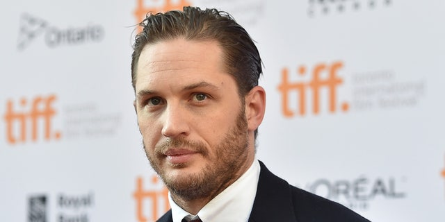 Tom Hardy has played coy when asked about rumors of playing James Bond.
