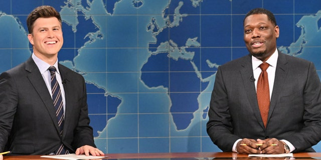 'Saturday Night Live' returned with a new 'Weekend Update' segment in October.