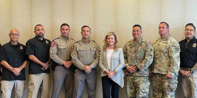 Sen.  Marsha Blackburn, R-Tenn., Reported by Lawyers on Border Disorder (Fox News)