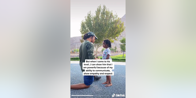 Dad's way of getting son's attention is the TikTok every parent needs to see
