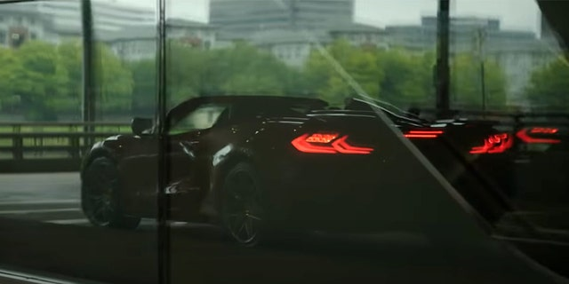 El video teaser confirma que el Z06 estará disponible como convertible.