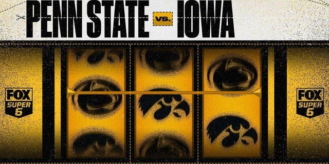 Penn State vs. Iowa: Win $10,000 for free with FOX Super 6