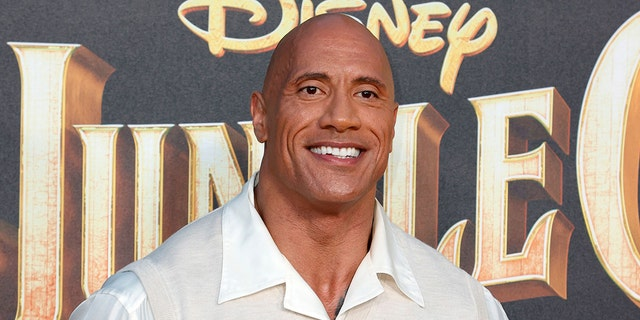 Dwayne Johnson says he's spoken to people in the political arena about running for president.