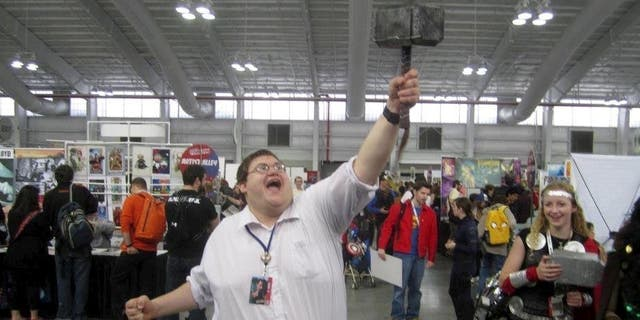Robert Franzese began dressing up as Peter Griffin in 2012. His first appearance was at New York Comic Con.